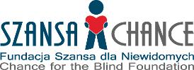 Logotyp: Fundacja Szansa dla Niewidomych